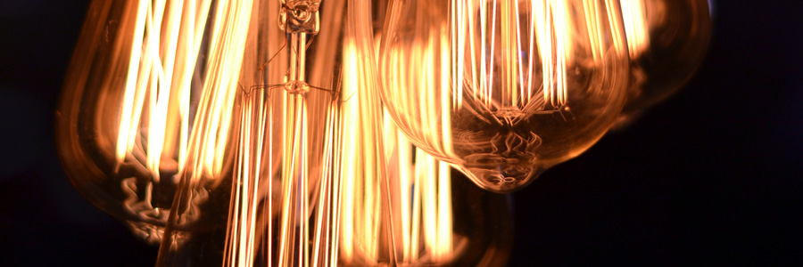 Vintage Incandescent Filament Style Bulbs