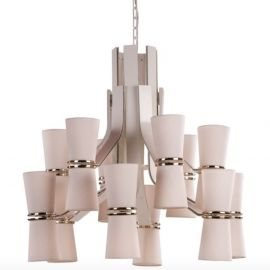 Muse 12 Pendant Chandeliers