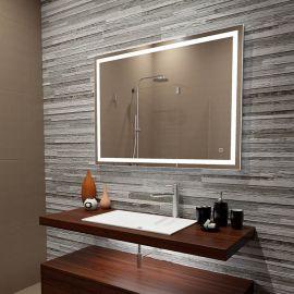 Led Bathroom Mirrors And Backlit Mirrors Dlaguna Com