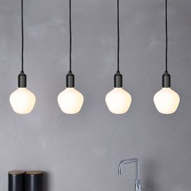 Enno Graphite Multiple Ceiling Light