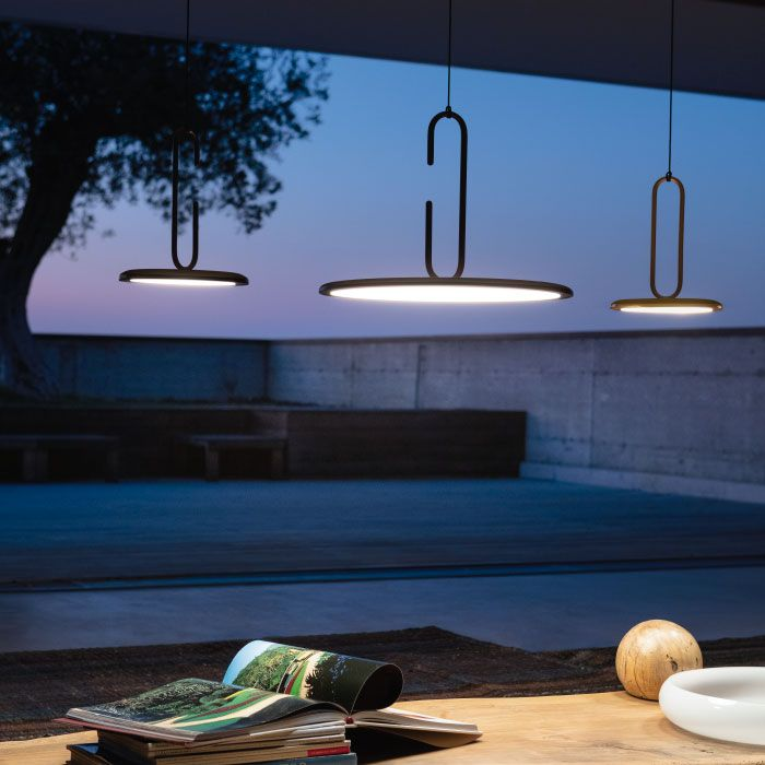 Clip Pendant Light By Penta Lighting