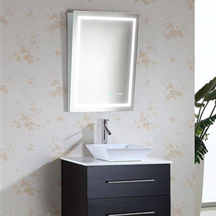 Fixed Tilt Ada Illuminated Mirror