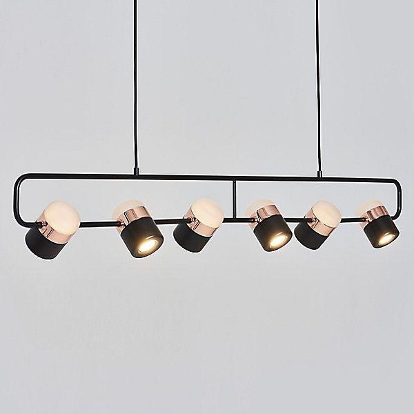 Ling Pl6 Linear Suspension Light